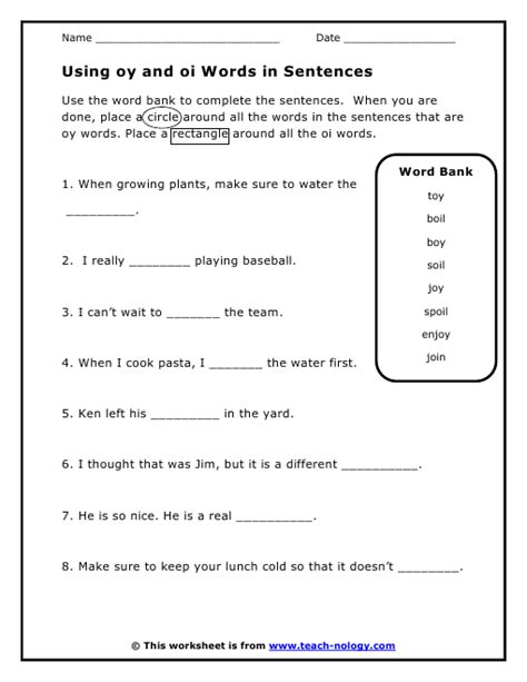 is oi a scrabble word oy sound worksheets the best and most comprehensive