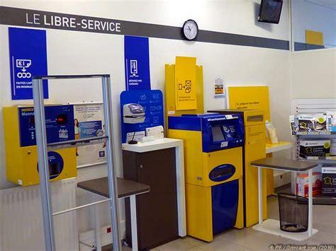 bureau banque postale la banque postale et l encaissement des ch 232 ques en 2016 224