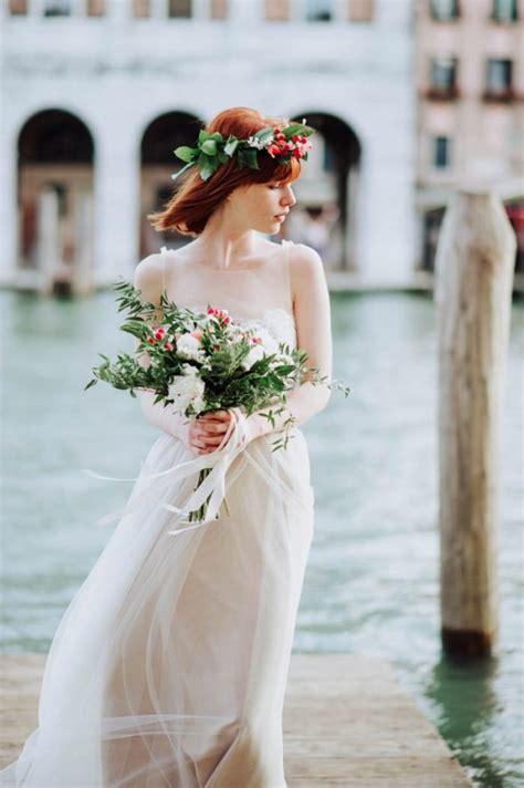 junebug wedding travel will adore this venice elopement inspiration