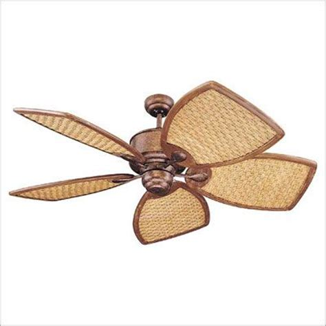 Wicker Ceiling Fans by Wicker Ceiling Fans Rattan Ceiling Fan Decor
