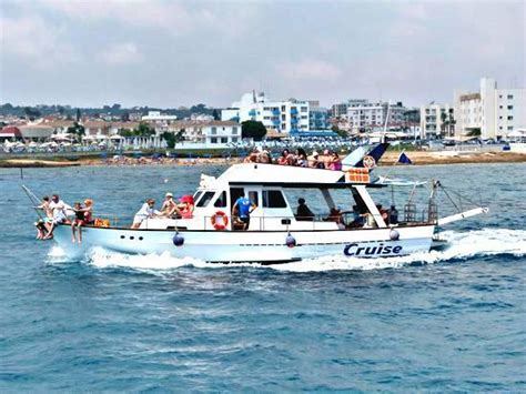 ta bay boat show 2017 medusa boat trips protaras all you need to know before