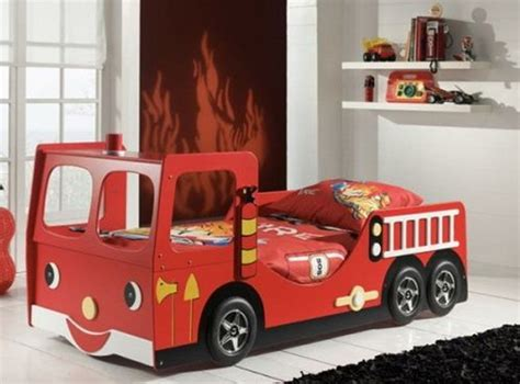 truck bed cer fire cars bedroom decor ideas interesting fire brigade car