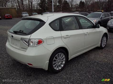 white subaru wagon satin white pearl 2011 subaru impreza 2 5i premium wagon