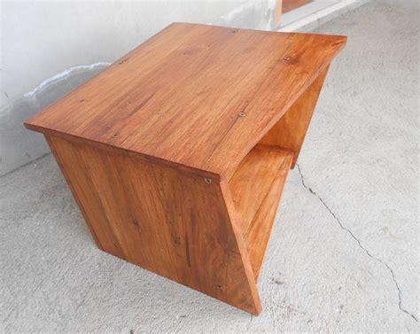 Meja Ngaji izzurau desain kerajinan kayu meja ngaji 2