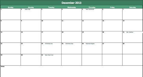 december month calendar 2013 printable december 2013 calendar gallery