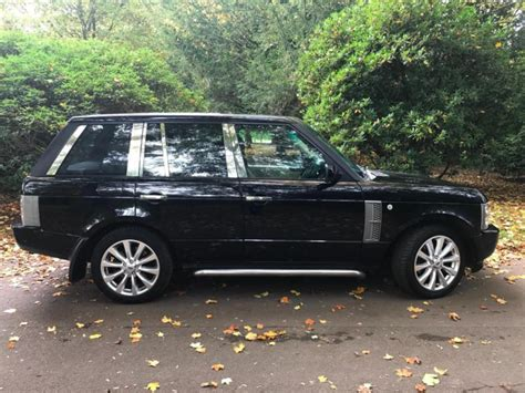 range rover family 2004 range rover 3 0 td6 vogue ace motors is a family