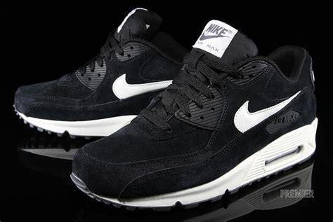 Sepatu Nike Airmax 90 Suede nike air max 90 essential quot suede pack quot black sail
