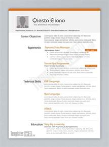 Cool Resume Template by Free Creative Resume Templates Doliquid