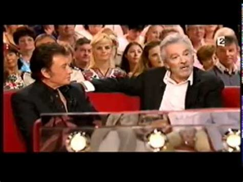pierre arditi johnny hallyday vivement dimanche pierre arditi youtube