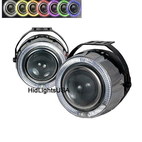 Universal Fog Lights by Universal Halo Fog Light Projector 7 Colors Hid Lights Usa