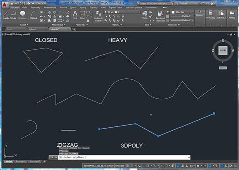 autocad tutorial arrow with polyline cad forum how to highlight polyline nodes and segments
