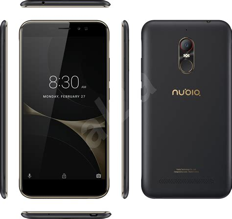 n1 mobile nubia n1 lite black gold mobile phone alzashop