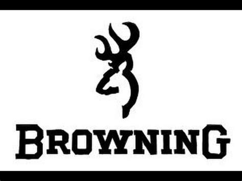 how to draw a browning symbol youtube