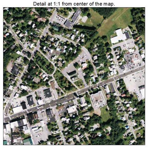 malone ny map aerial photography map of malone ny new york
