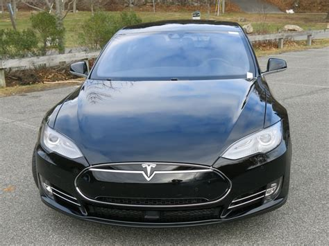 Tesla 2014 Model S 2014 Tesla Model S P85d Drive Of All Electric Awd