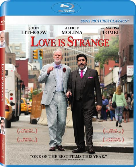 film love is strange love is strange dvd release date january 13 2015