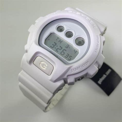 G Shock Dw 6900 White casio g shock white digital classic dw6900ww 7