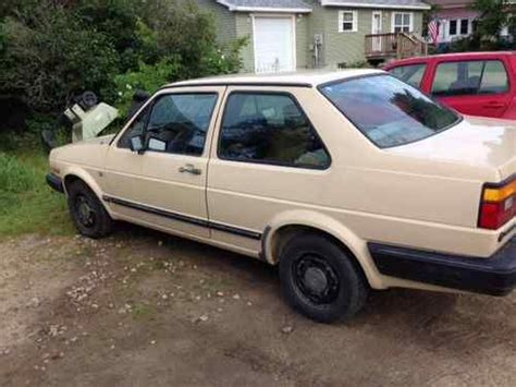 how do cars engines work 1985 volkswagen jetta windshield wipe control buy used 1985 mk2 vw jetta 2 door coupe tan in center barnstead new hshire united states