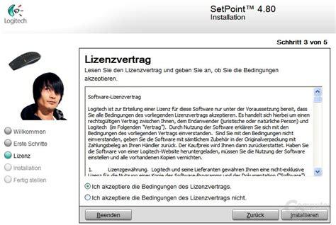 install logitech logitech setpoint computerbase