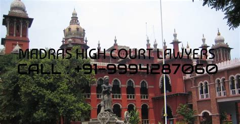 madurai bench of madras high court madurai bench of madras high court daily cause list 28