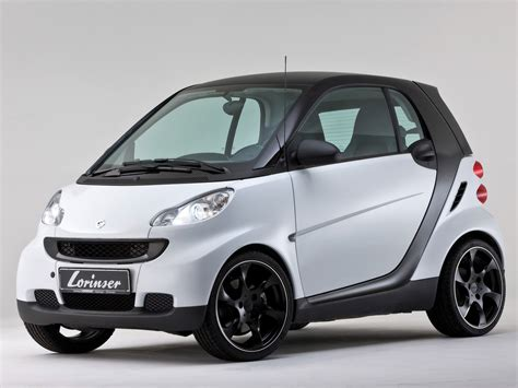 smart car 2008 mad 4 wheels 2008 smart fortwo cabrio by lorinser best