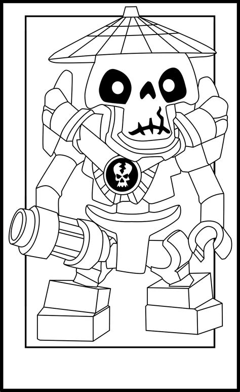 all lego ninjago coloring pages free coloring pages of all lego ninjago