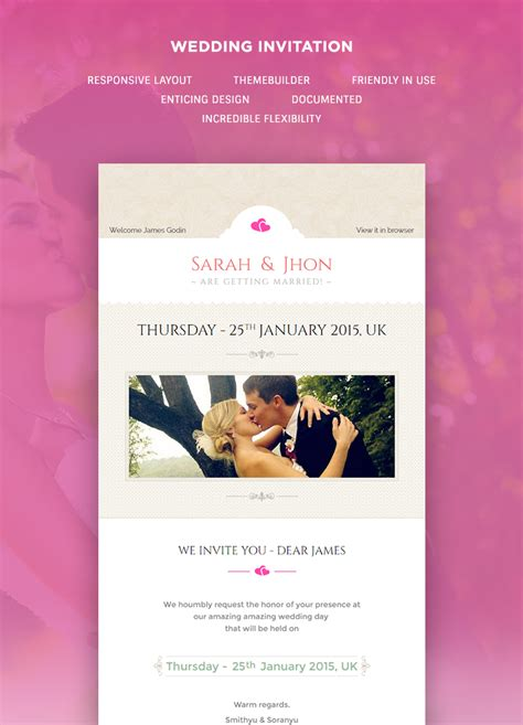wedding newsletter template wedding invitation newsletter buy premium wedding
