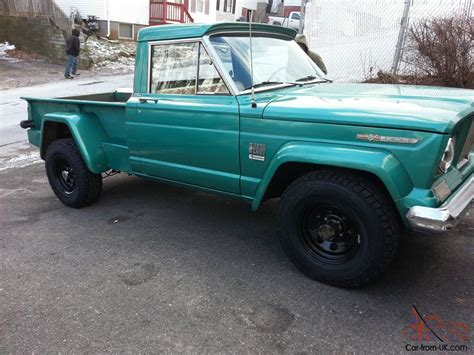 1966 jeep gladiator 1966 jeep gladiator j2000 thriftside up truck