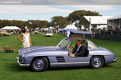1955 mercedes 300 sl 1955 mercedes 300 sl gullwing at the amelia island