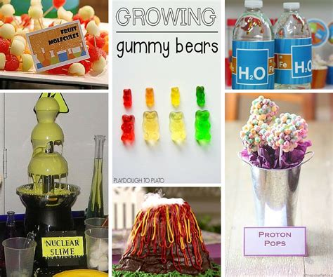 science food science birthday ideas ideas at birthday in a box