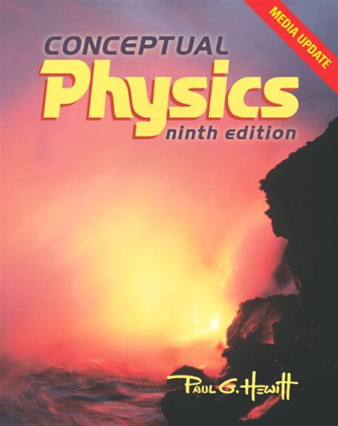physics a conceptual world view 7th edition available 2010 titles enhanced web assign hewitt conceptual physics media update with practicing