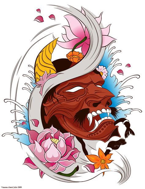 kabuki mask tattoo designs kabuki mask designs www imgkid the image