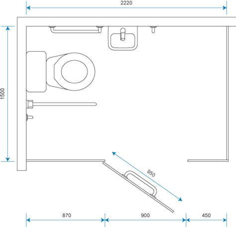 toilet cubicle layout toilet cubicle dimensions toilet cubicle sizes standard