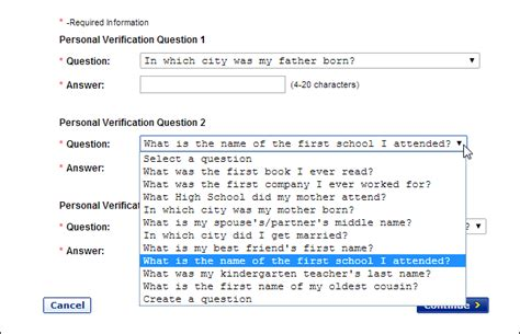 security questions are insecure how to protect your accounts