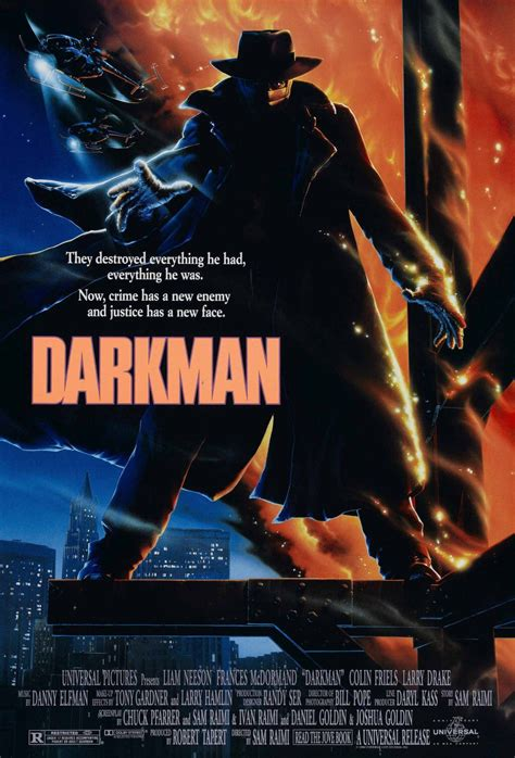 film or movie my top 100 movies ever movie 84 darkman 1990