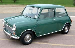 Mini Cooper 1959 1959 Mini Morris Minor Modernracer Cars Commentary