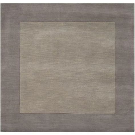 square area rugs 9 x 9 artistic weavers foxcroft gray 9 ft 9 in x 9 ft 9 in