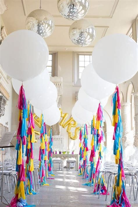 Wedding Aisle Balloons by Awesome Balloon Decorations 2017