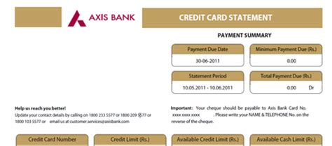 Credit Card Form Of Axis Bank How To Open Axis Bank Credit Card Statement Which Is Password Protected Indian Stock Market