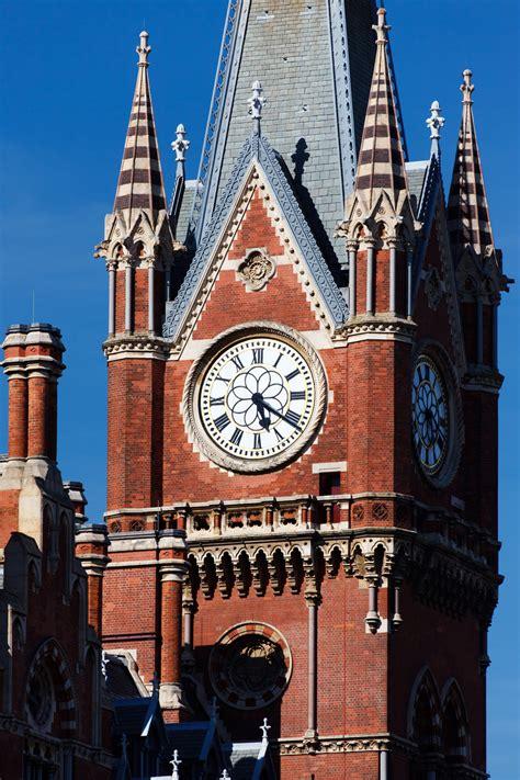 london clock tower clock tower in london free stock photo public domain