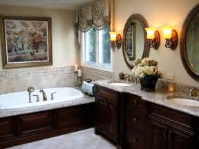 Traditional Bathroom Decorating Ideas by Traditional Bathroom Decorating And Arrangement Idea