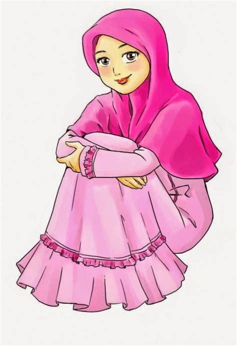 wallpaper cartoon muslimah ana muslim image wallpaper carian google muslim