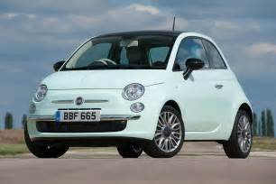 Fiat Auto Uk The Fiat 500 Is 60 Today Auto Express
