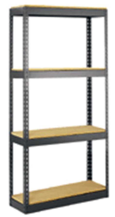 atlanta wide span shelving rivet rack bulk racks