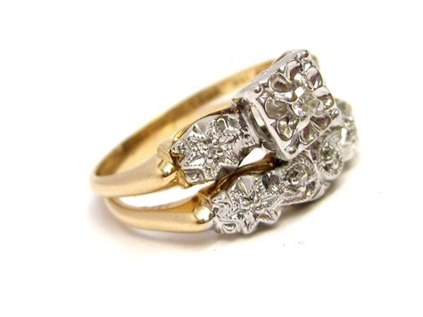 wedding rings 1940s engagement ring styles jewelry