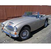 1967 AUSTIN HEALEY 3000 MARK III BJ8 CONVERTIBLE