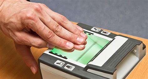 Biometrics Background Check What Is Fingerprint Recognition And How It Works