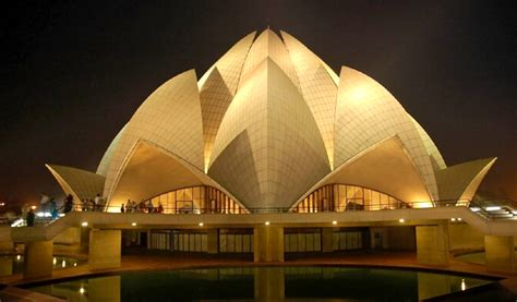 lotus temple history 25 temples in delhi tour my india