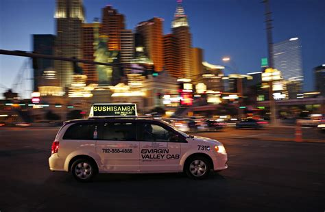 Uber Car Types Las Vegas by Las Vegas Taxis Struggle To Compete With Uber And Lyft Skift