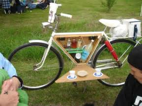 bike top bar bicycle bar the best way to drink in the park today